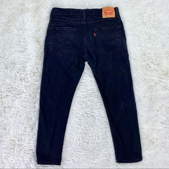 b88eab71 Levi's Jeans | Levis 502 Black Tapered 34 X 30 | Poshmark